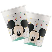 Mickey Mouse Awesome Paper Party Cups 200ml
