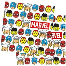 Marvel Avengers Pop Art 3ply Party Napkins | Serviettes