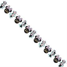 Minnie Mouse Gem Garland Hanging Banner | Decoration