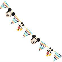 Mickey Mouse Awesome Garland Hanging Banner | Decoration
