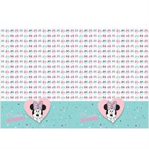 Minnie Mouse Gem Party Tablecover | Tablecloth