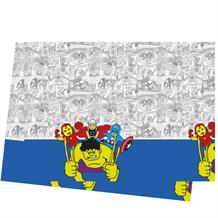 Marvel Avengers Pop Art Party Tablecover | Tablecloth