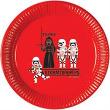 Star Wars Retro 23cm Party Plates