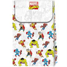 Marvel Avengers Pop Art Paper Party Favour | Loot Bags