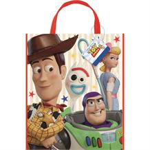 Toy Story 4 Plastic Party Tote Favour Bag
