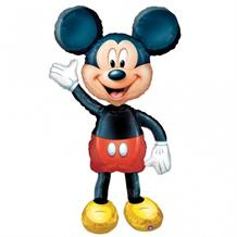 Mickey Mouse 4ft Giant Lifesize Helium Balloon