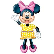 Minnie Mouse 4ft Giant Lifesize Helium Balloon