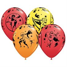 The Incredibles 2 Party Latex Balloons