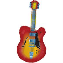 "Electric Guitar Giant 43"" Foil 
