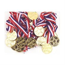 Award Winner Party Gold Medal Favour