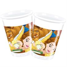 Beauty and the Beast Party Cups