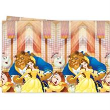 Beauty and the Beast Party Tablecover | Tablecloth