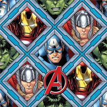 Mighty Marvel Avengers Party Tablecover | Tablecloth
