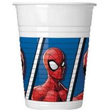 Spiderman Team Up Party Cups