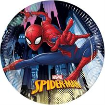 Spiderman Team Up Party Cake Plates