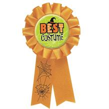 Halloween Best Costume Award Ribbon Favour