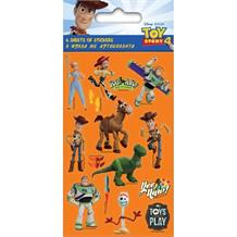 Toy Story 4 Party Bag Favour Sticker Sheets