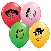 "Disney Toy Story 5"" Qualatex Latex Party Balloons"