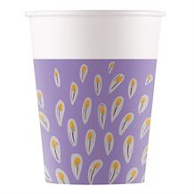 Peacock Party Cups
