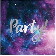 Galaxy | Space Party Napkins | Serviettes