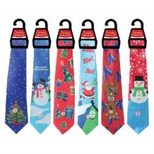 Musical Christmas Tie