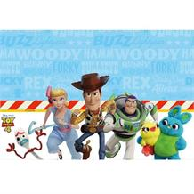 Toy Story 4 Party Tablecover | Tablecloth
