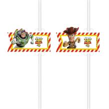 Toy Story 4 Party Drinking Straws