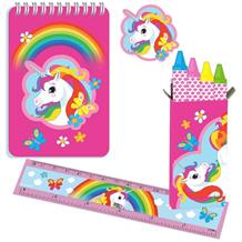 Unicorn Stationery Party Bag Favour Fillers