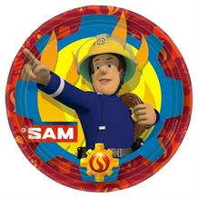 Fireman Sam 2017 Party Plates