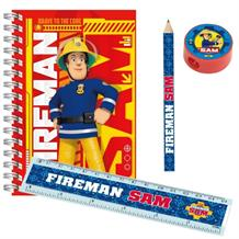 Fireman Sam 2017 Stationery Party Bag Favour Fillers