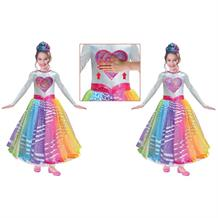 Barbie Rainbow Magic Deluxe Fancy Dress Costume