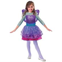Barbie Rainbow Fairy Girls Fancy Dress Costume