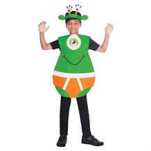 Childrens Outerspace Underpants Fancy Dress Up Costume