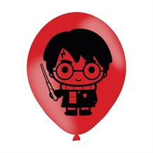 "Harry Potter Hogwarts 11"" Latex Party Balloons"
