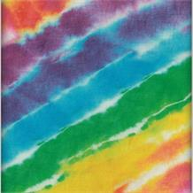 Tie Dye Plastic Tablecover | Tablecloth