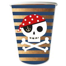 Pirate | Treasure Map Party Cups