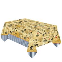 Pirate | Treasure Map Party Tablecover | Tablecloth