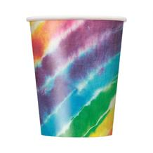 Tie Dye Party Cups