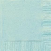 Mint Green Party Napkins