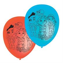 Jake Neverland Pirates Party Latex Balloons