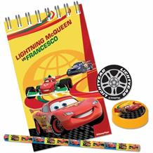 Disney Cars Stationery Party Bag Favour Fillers