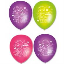 Doc McStuffins Party Latex Balloons