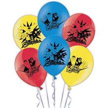 Marvel Avengers Party Latex Balloons