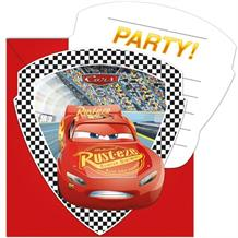 Cars 3 Party Invitations | Invites