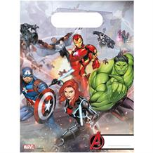 Mighty Marvel Avengers Party Favour Loot Bags