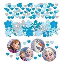 Frozen Ice Skating Party Table Confetti | Decoration