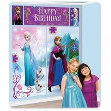 Disney Frozen Giant Scene Setter Party Decoration