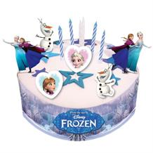 Disney Frozen Ice Cake Decoration Set