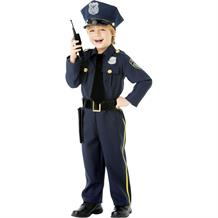 Police Officer | Cop Fancy Dress Up Costume