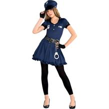 Cop | Police Officer Cutie Fancy Dress Up Costume